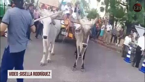 Choluteca celebra la tradicional Boda Campesina