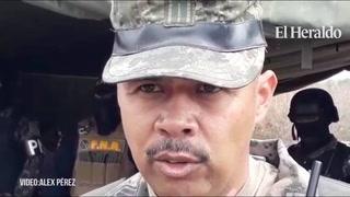 Incineran 25 kilos de cocaína decomisada en Honduras