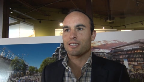 Landon Donovan on why MLS can work in San Diego