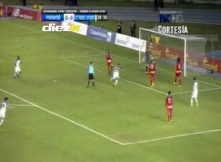 Estados Unidos y Panamá empataron 1-1 en el Rommel Fernández