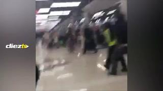 'Pacman' Jones, jugador de la NFL y su pelea viral con un empleado de un aeropuerto