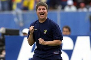 El ''Bolillo'' Gómez nuevo entrenador de Ecuador