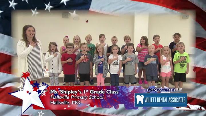 Hallsville Primary School - Ms. Shipley - 1st Grade