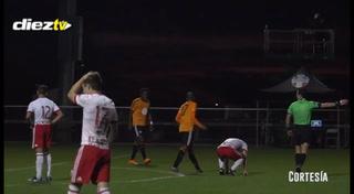 Video: Boniek García anota golazo en amistoso de pretemporada del Houson Dynamo