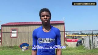 Jones-Wilson Sees Colonel Improvement at 7 On 7