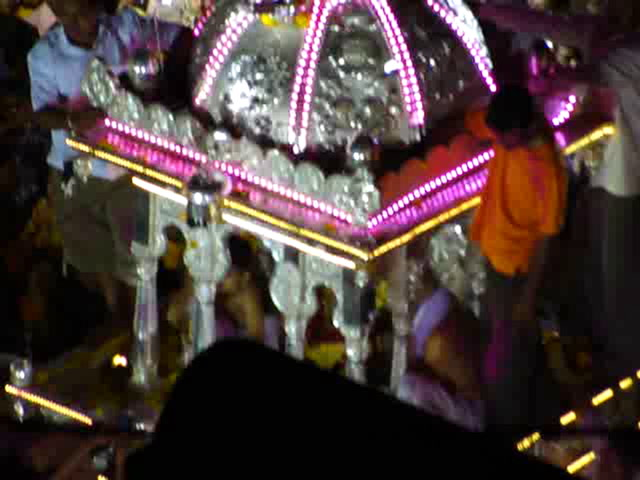Kolhapur Videos-Chatri Pornima - Rathotsav