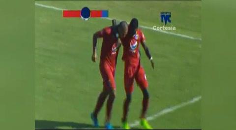 Platense 0 - 3 Motagua (Liga Nacional Honduras)