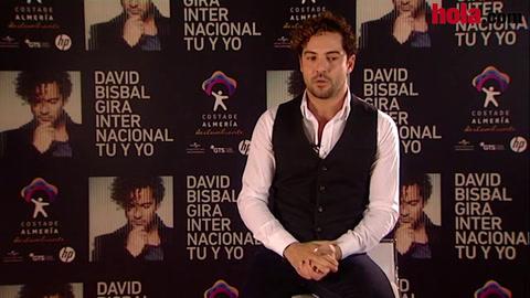 David Bisbal: \'Nunca antes he disfrutado tanto una grabación\'