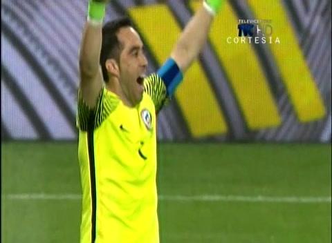 Claudio Bravo pone a Chile en la final de la Copa Confederaciones