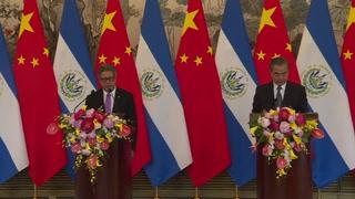 El Salvador abre relaciones con China; otra derrota para Taiwán
