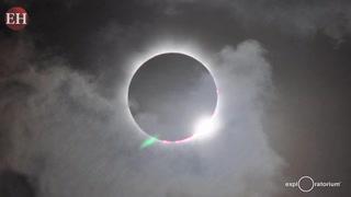 ¿En qué lugares de Honduras podrás ver el eclipse parcial de sol?