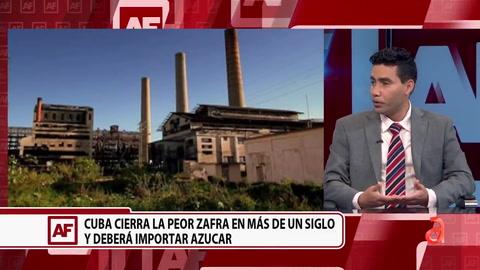 Cuba cierra la peor zafra en más de un siglo y deberá importar azúcar