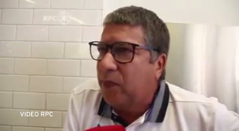 El ''Bolillo'' Gómez con más recaditos para Pinto
