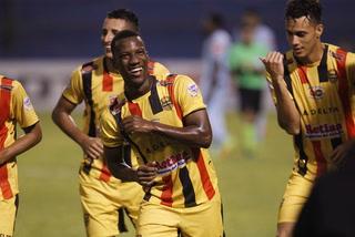 Real España confirma su presencia en la fase final tras vencer 3 - 2 al Motagua