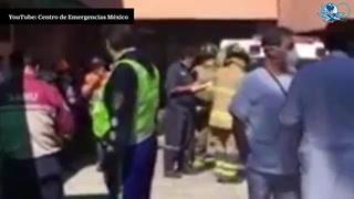 Evacuan área de hospital La Raza por paciente contaminado