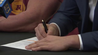 Grant Norton Signs With Minnesota Football