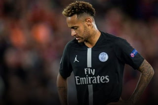 El desastroso partido de Neymar contra el Liverpool por el cual le critican