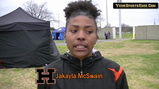 Business as Usual for McSwain