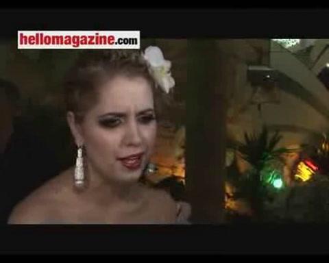 Peaches Geldof talks about her fun week in Cannes