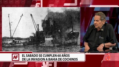 A 60 años de la invasión de Bahía de Cochinos
