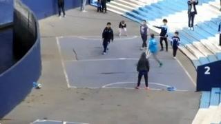 El vídeo de este niño está dando la vuelta al mundo