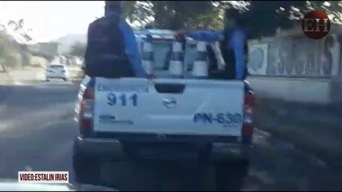 Mareros obligan a familia a desalojar casa en colonia Villeda Morales