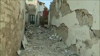 Temblor sacude de nuevo a Italia
