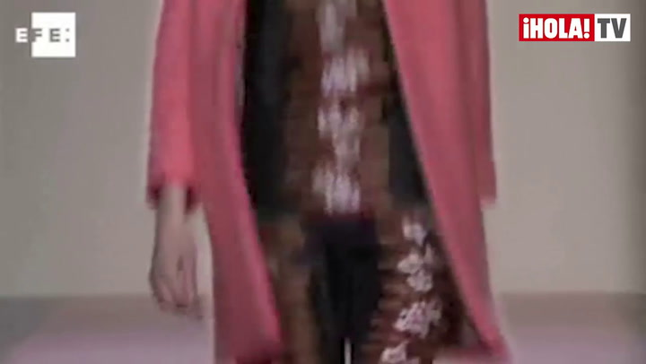 Fashion Week Madrid Otoño-Invierno 2013-14: Ailanto