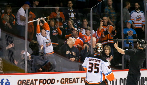 Gulls games are the best in the AHL