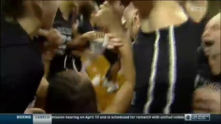 VIDEO: National Champion calls it a career