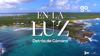Detrás de escena de la película hondureña para televisión
