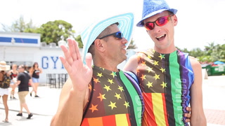 Wilton Manors Stonewall Festival & Parade Stands With Orlando
