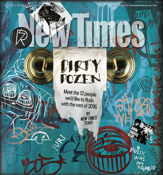 Making The Cover: Dirty Dozen