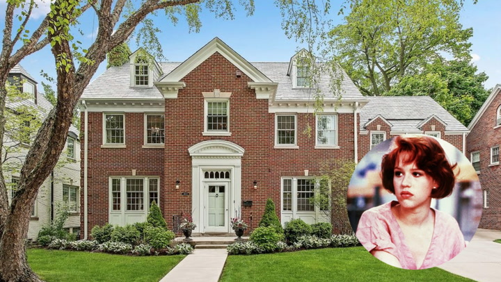 The 'Sixteen Candles' House Is for Sale, and It's Amazing Inside