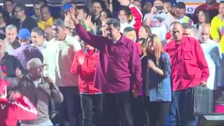 Maduro reelecto en comicios desconocidos por oposición