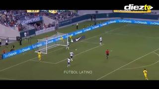 PSG fue goleado por el Tottenham en Estados Unidos