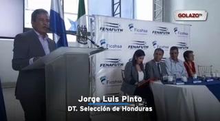 La convocatoria de Honduras para las batallas ante Costa Rica y México