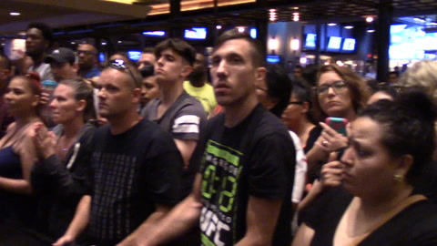 Mayweather Vs Mcgregor Undercard Open Workout