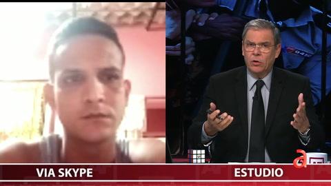 EXCLUSIVA: entrevista con el barbero cubano que se negó pelar a un Seguroso