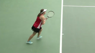 VIDEO: State Tennis 3rd Place Matches