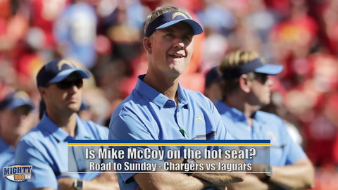 Road to Sunday - Chargers vs Jaguars