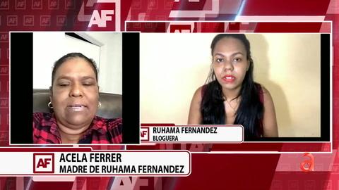 """Detienen en Santiago de Cuba a la """"youtuber"""" Ruhama Fernández"""