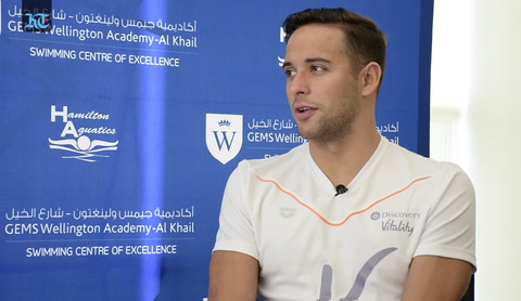 KT One-on-One: Chad Le Clos