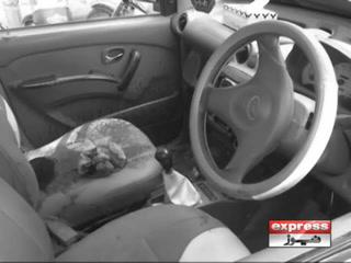 کراچی میں آن لائن ٹیکسی ڈرائیور کا قتل