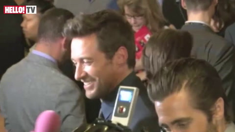 Hugh Jackman and Jake Gyllenhaal take Toronto Film Festival by storm