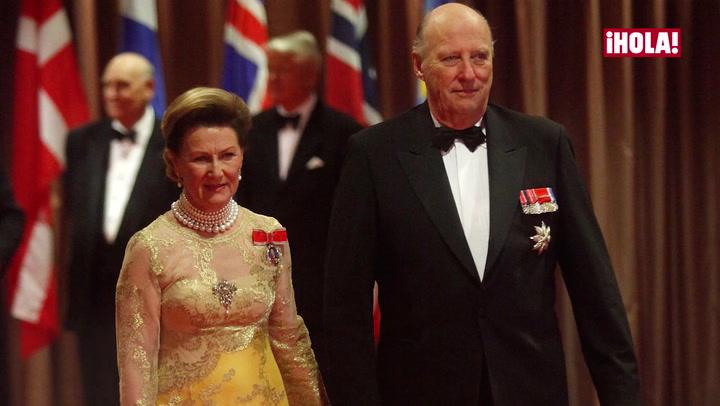 Harald y Sonia de Noruega celebran su 80º cumpleaños por todo lo alto con su pueblo y la realeza europea