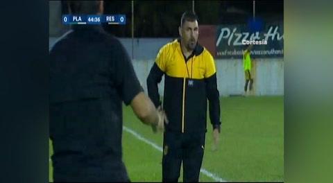 Platense 1-1 Real España (Liga Nacional 2018)