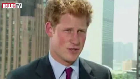 Prince Harry on why he wants to return to Afghanistan