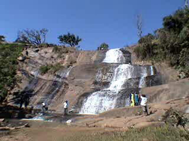 Araku Valley Videos-Tathiguda Waterfalls