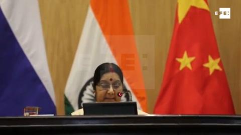 India, Rusia y China piden respetar los acuerdos de la ONU sobre Palestina